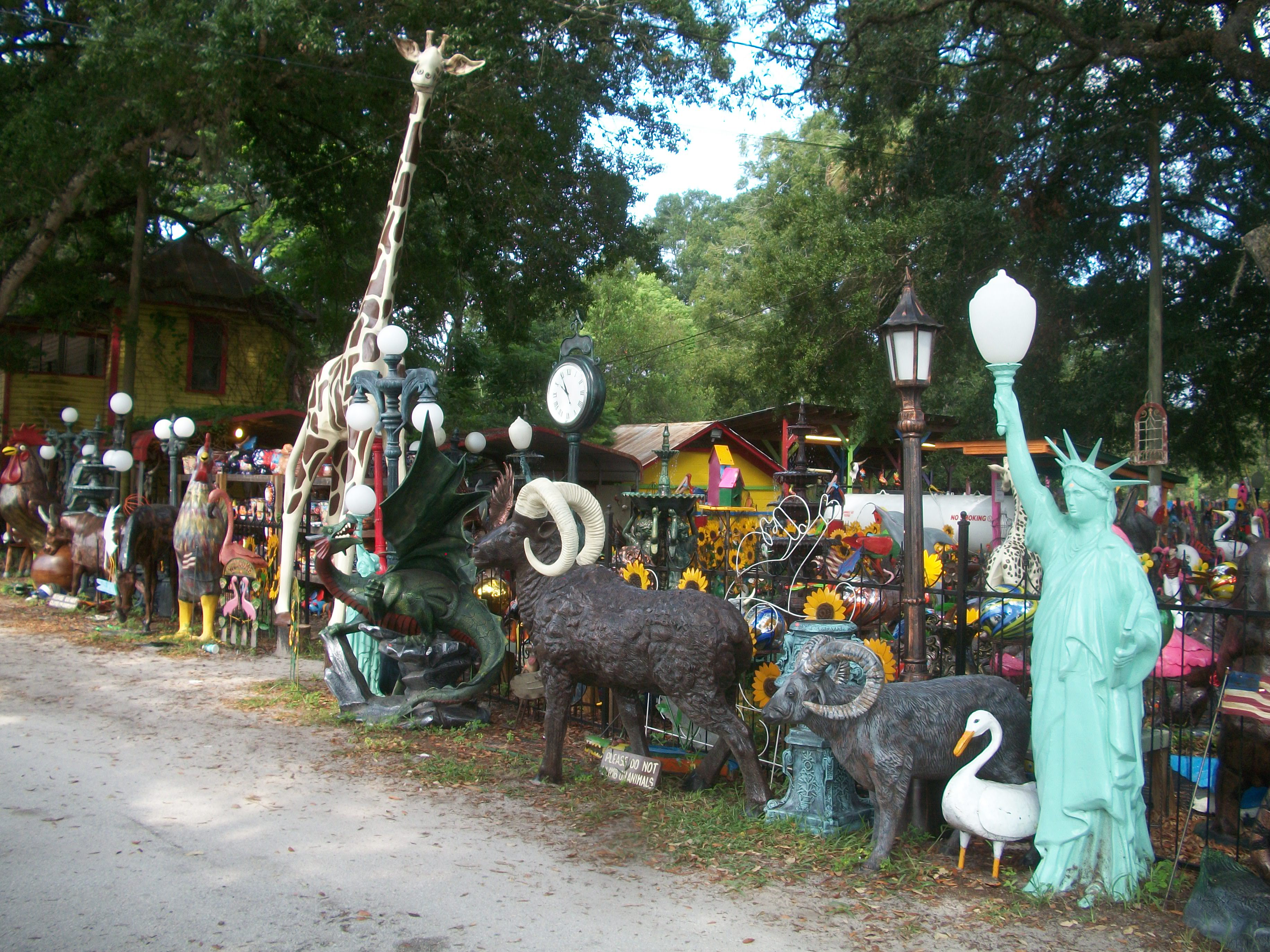 Barberville roadside yard and produce market barberville florida